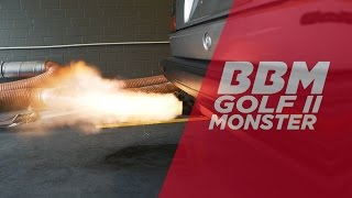 777PS VW Golf 2 - DAS TURBO MONSTER! by BBM