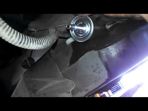 ford freestar fuel filter location repair machine Ford Fuel Filter Change