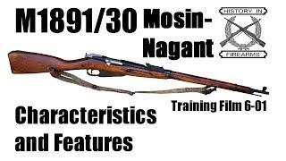 Mosin-Nagant Characteristics and Features (TF 6-01)