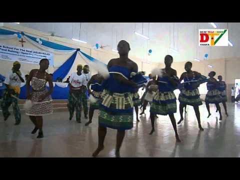 DTV Ghana- State Deaf School Dance