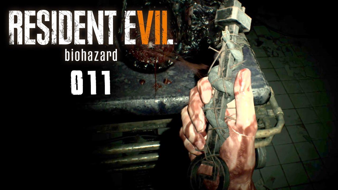 RESIDENT EVIL 7 ★ 011 – Der Schlangenschlüssel  [Deutsch] Let's Play Resident Evil 7