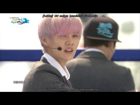 130828 EXO - Growl @ MBC Special Live Romanized lyrics / Eng sub