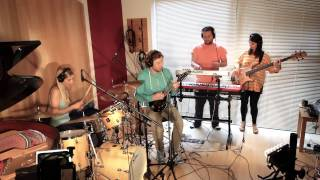"Lydian Collective - ""Mr Sunshine"" by Laszlo (Live Studio Session)"