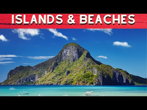 PARADISE ISLANDS & BEACHES|FULL HD