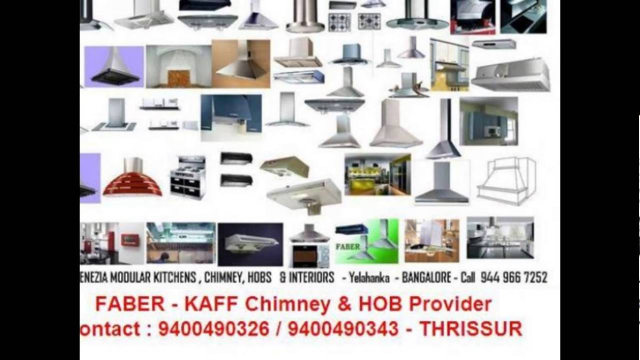 FABER | KAFF | CHIMNEY & HOB | provider - THRISSUR- Call 9400490326 ...