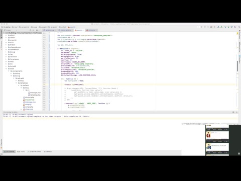 Пишем код на PHP + JS и все в среде Битрикс!