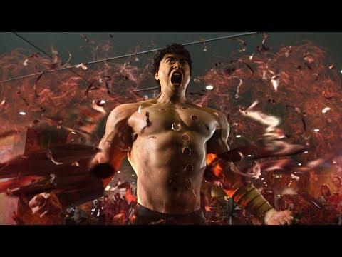 山田孝之、ケンシロウならぬ山田タカシロウに変身 全力すぎる北斗百裂拳披露 『北斗が如く』新CM「山田孝之、俺はもう死んでいる 篇」