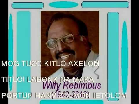 Mog Tuzo Kithlo Ashelo - A tribute to WILFY REBIMBUS
