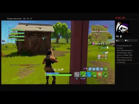Primeiro video do canal-fortnite #1