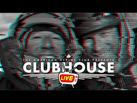 Clubhouse Live with Jimmy Chin & Conrad Anker
