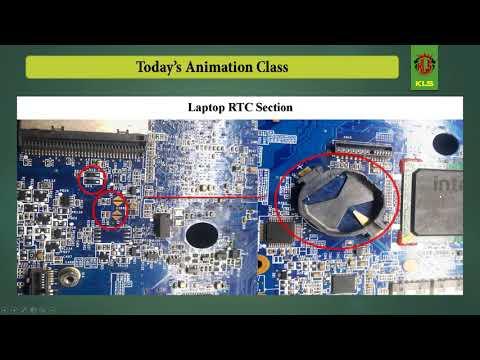 Laptop RTC Section Animation Class- KLS