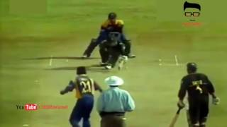 world s smallest six 6 in the cricket history only 3 metres don t miss it