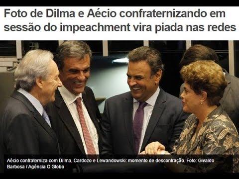 "Trairagem: enquanto rola ""kompromat"" no PT, Dilma pede socorro à Lava Jato"