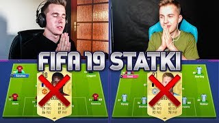 POGBA OUT?! | FIFA 19 STATKI | ADRYAN VS DAVCZO