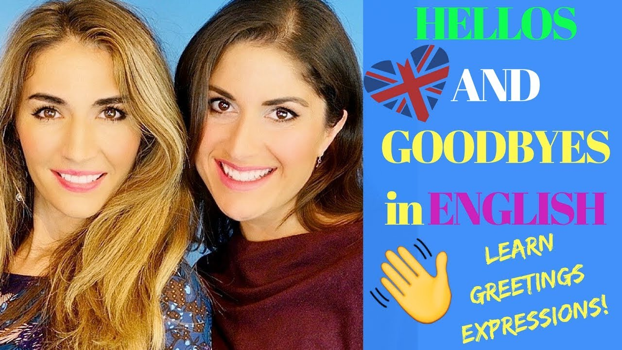 Learn english conversation and improve your english fluency basic learn english conversation and improve your english fluency basic english greetings and goodbyes m4hsunfo
