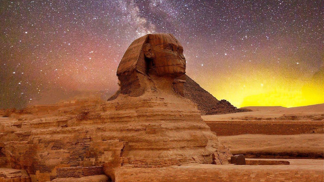 Die Tag-Und-Nacht-Gleiche Enthüllt Ein Großes Geheimnis Der Sphinx Von Gizeh