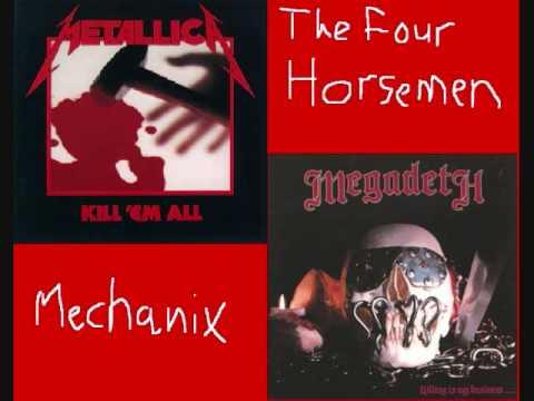 The Four Horsemen (Mechanix Style)