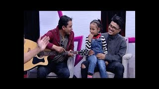 'VIRAL' GONE VIRAL | SABIN BEEST WITH SINGER MANAS RAJ AND DIKSHYA | THE EVENING SHOW AT SIX