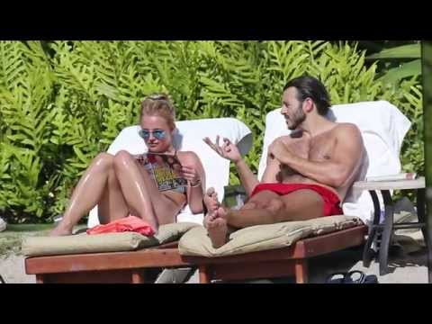 Britney Spears and New Boyfriend Charlie Ebersol Vacation in Hawaii | Splash News TV
