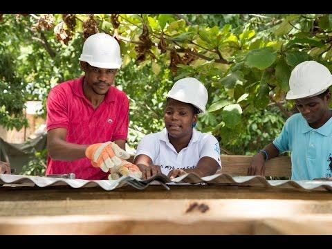 Making Houses in Port-au-Prince Safer