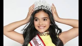 Emily Ortiz 2016-2017 National American Miss Jr. Pre-teen Farewell Video