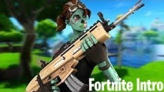 FREE FORTNITE INTRO (NO TEXT) #3