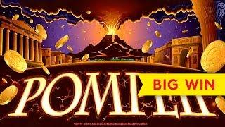 Wonder 4 - Pompeii Slot - BIG WIN Bonus!