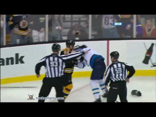 ce11ce6d08e Patrice Bergeron fights former Boston Bruins F Blake Wheeler in fourth  career NHL fight (Video) - masslive.com