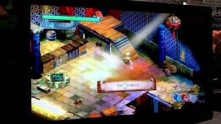 Bastion - PAX East 2011 Gameplay Part 1
