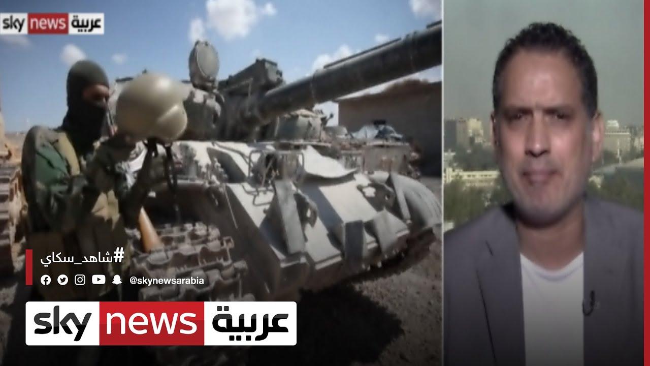 محمد الأسمر: تعرض مقر السفارة المصرية فى طرابلس لمحاولة سرقة آليات تابعة لها  - نشر قبل 5 ساعة