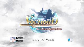 Rhythm Game VOCHORD Trailer