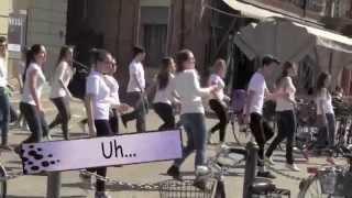 """""""Tu puoi volare"""", versione KARAOKE per il FLASH MOB del 3/5/2014, a Casale Monferrato"""