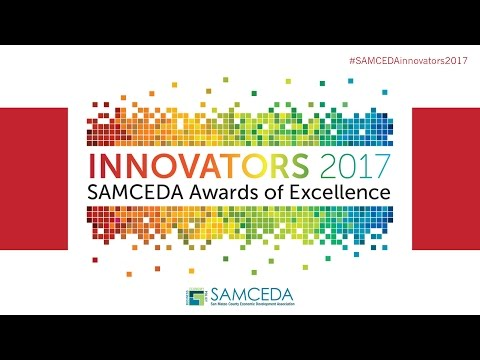 Innovators 2017 SAMCEDA Awards of Excellence