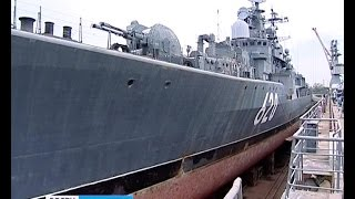 видео Кронштадтский Морской музей