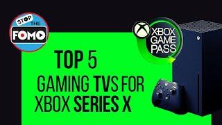 Best TVs for Xbox Series X: 4K120 (NO X900H!)