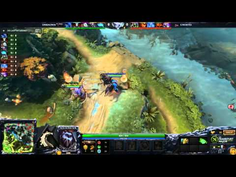 Unknown vs Elite Wolves - Game 2 - Frankfurt Major Hub - LD, Greg, KoTL