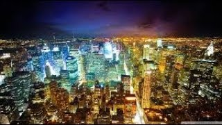 [ Natural 4k ] This is New York City on Night