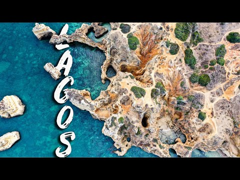 5 THINGS TO DO IN LAGOS PORTUGAL - Lagos Portugal Vlog (near Portimao)