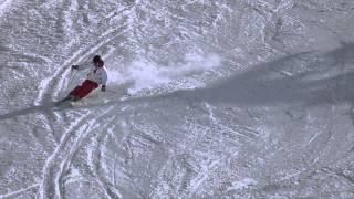 2015/01/25、湯殿山スキー&ボードスクール主催メイトレッスン!清野亮...