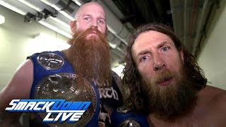 How Daniel Bryan & Rowan plan on changing tag team wrestling: SmackDown Exclusive, May 7, 2019