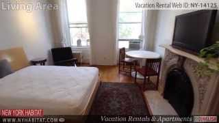 Video Tour Of A Studio Apartment Vacation Rental In Chelsea, Manhattan, New York