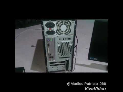 Proper Connection of Peripheral Devices (Assemble the Parts of Computer)