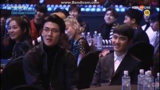 Download Video [720P hd] 160217 EXO/BIGBANG/BTS/Miss A/VIXX Funny/Cute Moments The 5th Gaon Chart K-Pop Awards MP3 3GP MP4