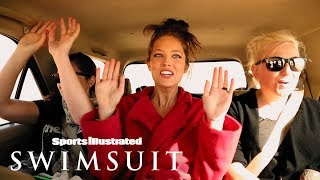 Emily DiDonato Rides Namibia's Sand Dunes In 2013 Behind The Scenes | Sports Illustrated Swimsuit