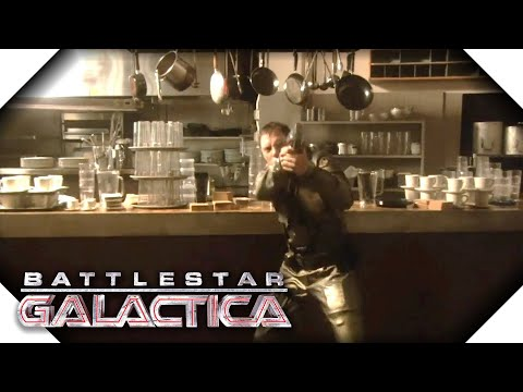 Battlestar Galactica | A Continental Breakfast