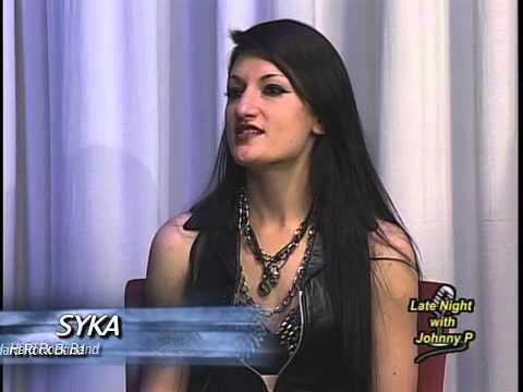 Late Night With Johnny P / SYKA Interview