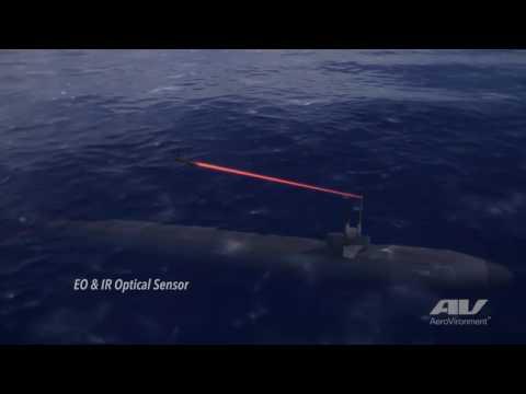 美国跨时代武器一夜亮相 彻底改变潜艇作战模式(组图/视频)
