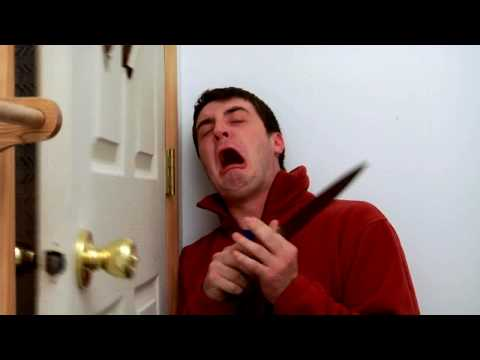 The Shining - Here's Johnny Door Axing Scene Remake thumbnail