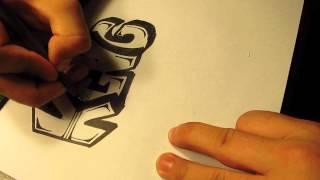 Graffiti King Speedart by RILLO