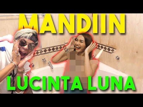 MANDIIN LUCINTA LUNA!?? + TIPS CANTIK ALA LUCINTA + Bagi Duit CASH 20 JUTA
